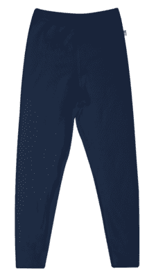 Joha leggings i blød bambus, navy