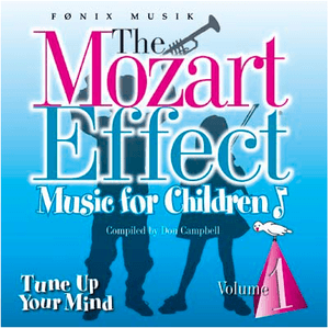 The Mozart Effect, Music for Children volume 1