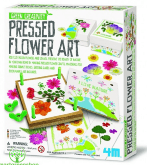 4M Green Creativity - blomsterpresse