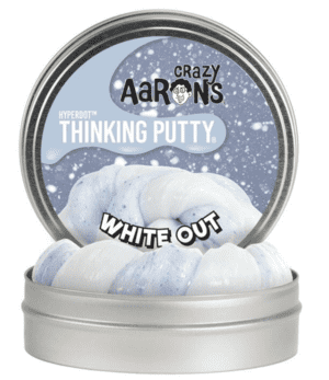Crazy Aarons putty slim mega, Hyperdot White Out