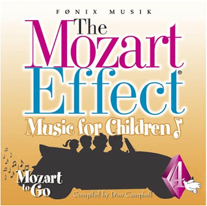 The Mozart Effect, Music for Children volume 4