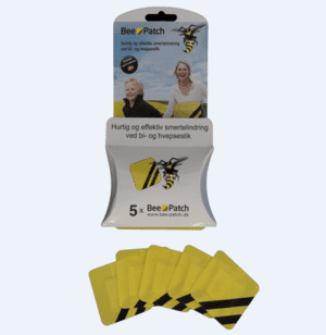 Bee Patch - hvepseplaster 5 stk