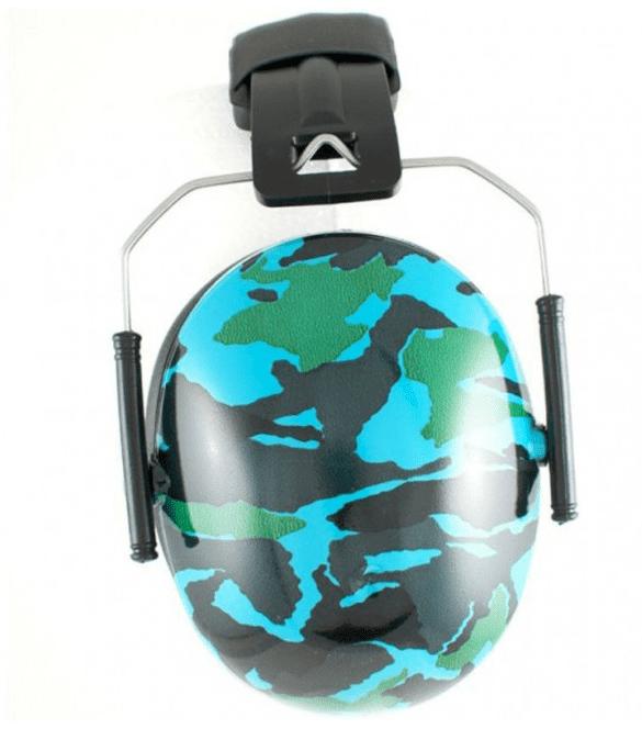 1fd446cce1d Baby banz høreværn til børn, camo blå