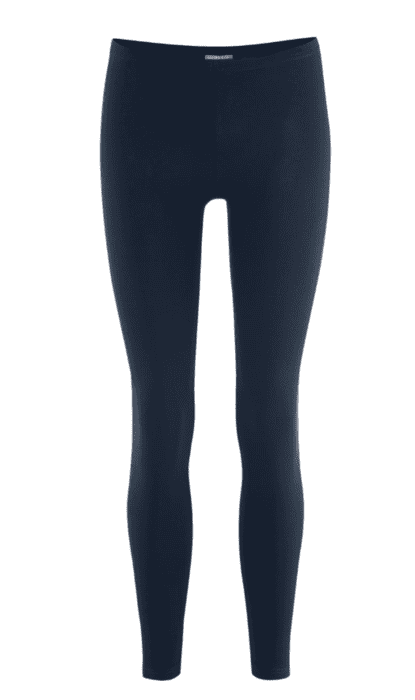 Living Crafts øko leggings, navy