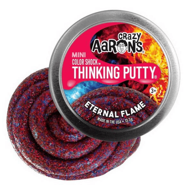 Crazy Aarons putty slim mini, Color Shock Eternal Flame