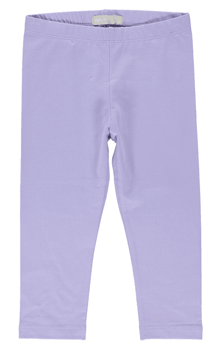 Name it øko capri leggings, lavendel