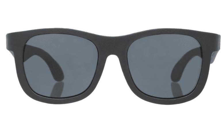 Babiators sorte solbriller til børn 0 5 år