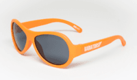 Babiators Aviator solbriller, OMG! orange 0-3/3-5+ år