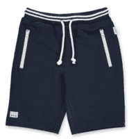 bombiBitt sailor shorts med elastik, navy