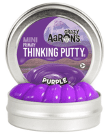Crazy Aarons putty slim mini, Primary Purple