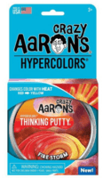 Crazy Aarons putty slim mega, Hypercolors Firestorm