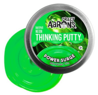 Crazy Aarons putty slim mini, Neon Power Surge