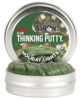 Crazy Aarons putty slim mini, Glow Holiday Lights