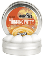 Crazy Aarons putty slim mini, Glow Amber