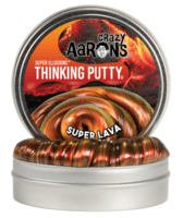 Crazy Aarons putty slim mega, Illusions Super Lava