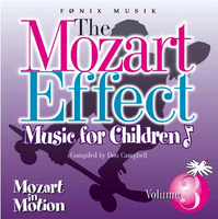The Mozart Effect, Music for Children volume 3