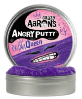 Crazy Aarons putty slim mega, Angry Putty Drama Queen