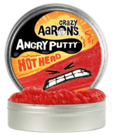Crazy Aarons putty slim mega, Angry Putty Hot Head