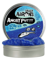 Crazy Aarons putty slim mega, Angry Putty Stress Ball