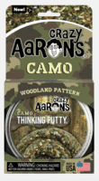Crazy Aarons putty slim mega, Trendsetter Woodland Camo